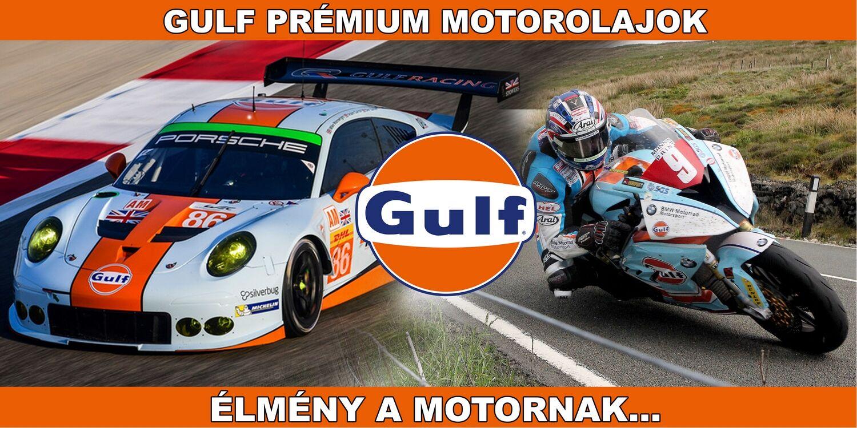 GULF - Prémium minőség - olajforras.hu