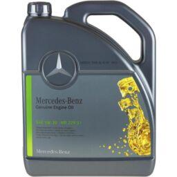 Mercedes motorolaj MB 229.51 5W-30 5L