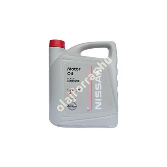 NISSAN Motor Oil DPF 5W-30 5L