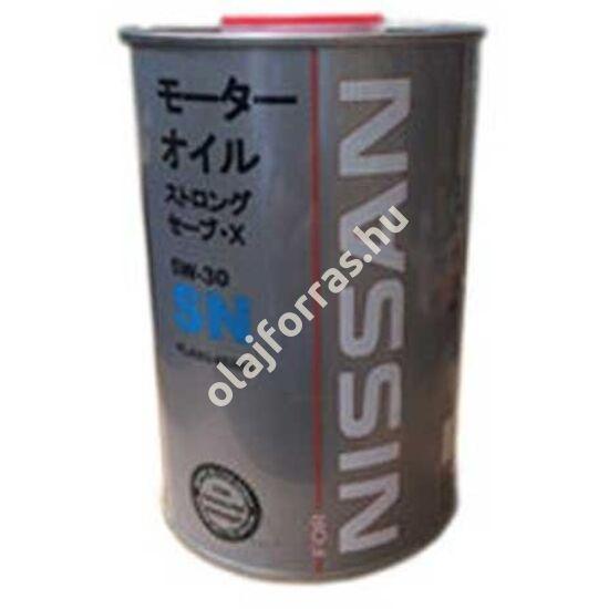 SCT Nissan 5W-30 1L (Fanfaro fém doboz)