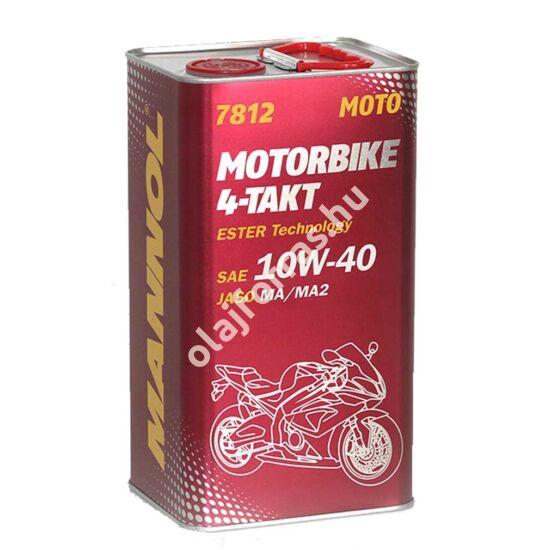 Mannol 4T Motorbike 10W-40 4L (7812)