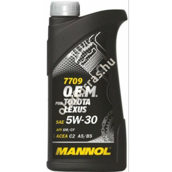 Mannol 7709 O.E.M. for Toyota Lexus 5W-30 1L
