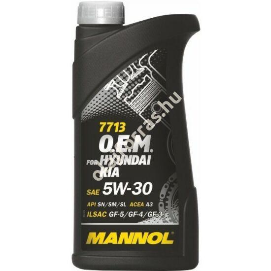 Mannol 7713 O.E.M. for Hyundai Kia 5W-30 1L