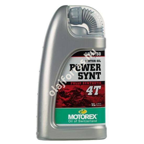 MOTOREX Power Synt 4T 10W-50 1L