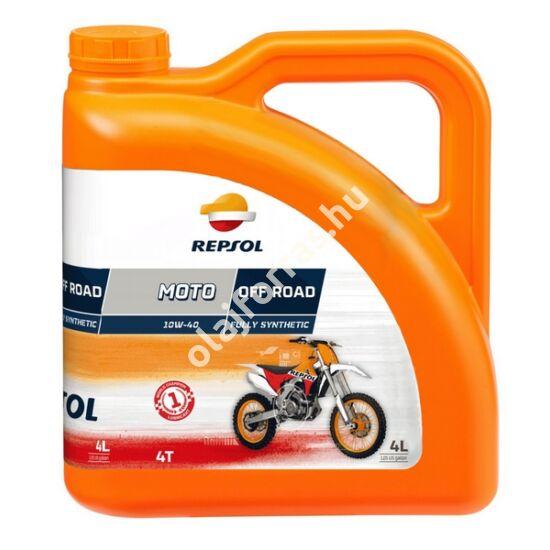 Repsol Moto Off Road 4T 10W-40 4L