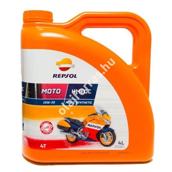 Repsol Moto Racing Hmeoc 4T 10W-30 4L