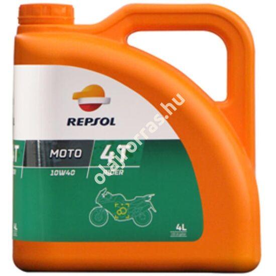 Repsol Moto Rider 4T 10W-40 4L