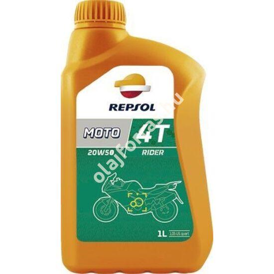 Repsol Moto Rider 4T 20W-50 1L
