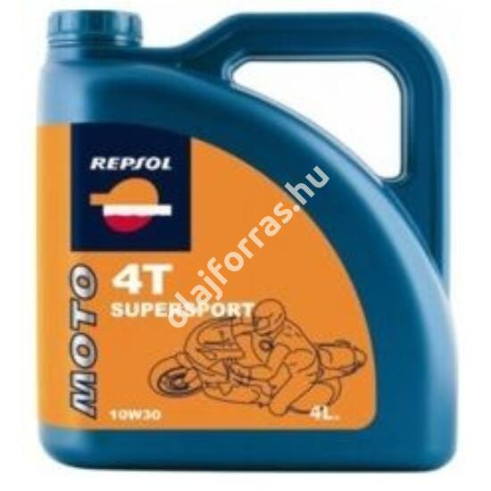 Repsol Moto Supersport 4T 10W-30 4L