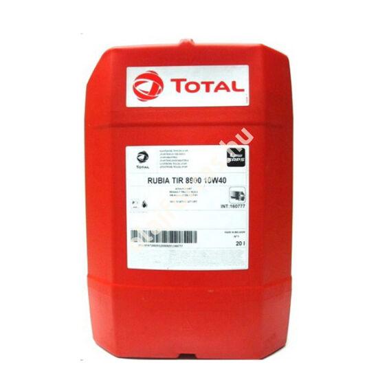 Total Rubia works 2500 10W-40 20L