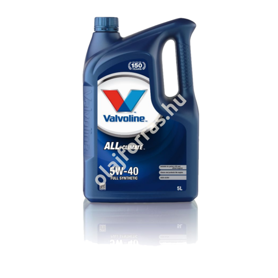 Valvoline All Climate 5W-40 5L
