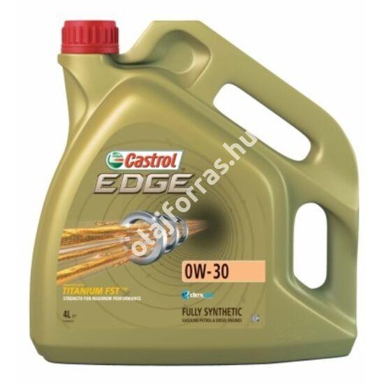 Castrol Edge Titanium 0W-30 4L