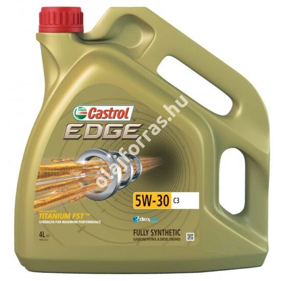 Castrol Edge Titanium 5W-30 C3 4L