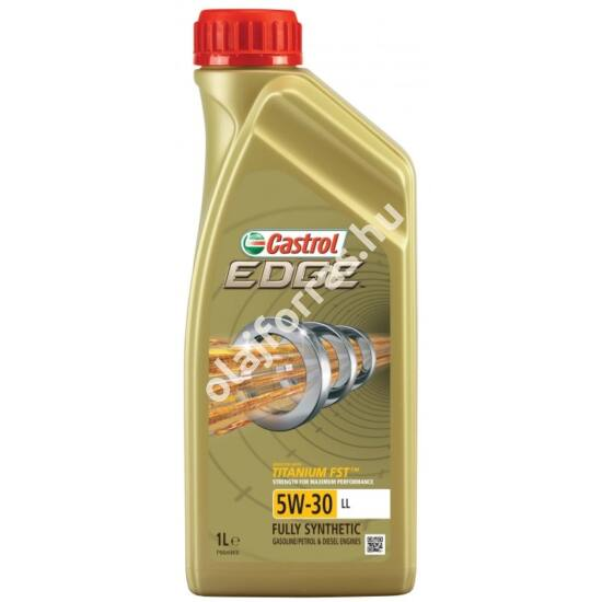 Castrol Edge Titanium 5W-30 LL 1L