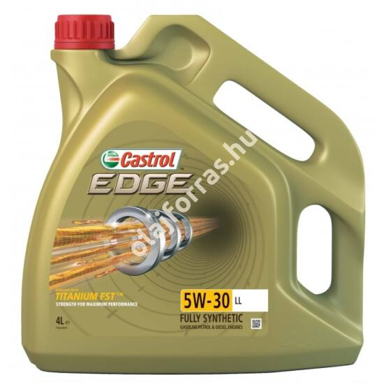 Castrol Edge Titanium 5W-30 LL 4L
