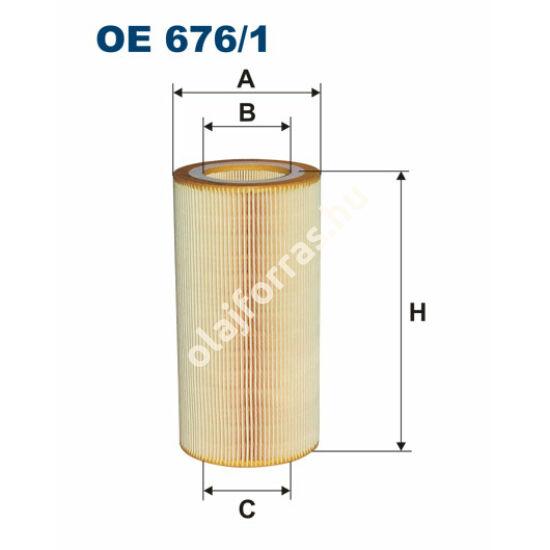 OE676/1 Filron olajszűrő