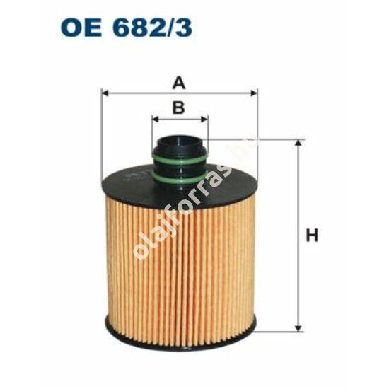 OE682/3 Filron olajszűrő