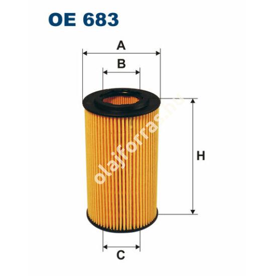 OE683 Filron olajszűrő