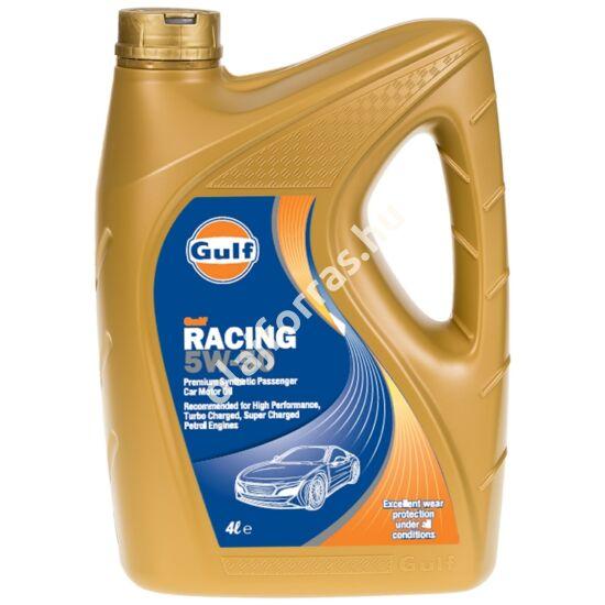Gulf Racing 5W-50 4L