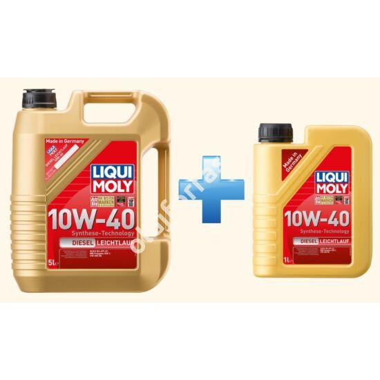 Liqui Moly Diesel Leichtlauf 10W-40 6L (5+1L)