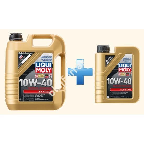 Liqui Moly Leichtlauf 10W-40 5L (4+1L)