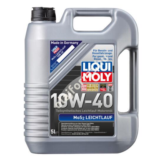 Liqui Moly Mos2 Leichtlauf 10W-40 5+1L