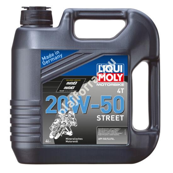 Liqui Moly Street 4T 20W-50 4L