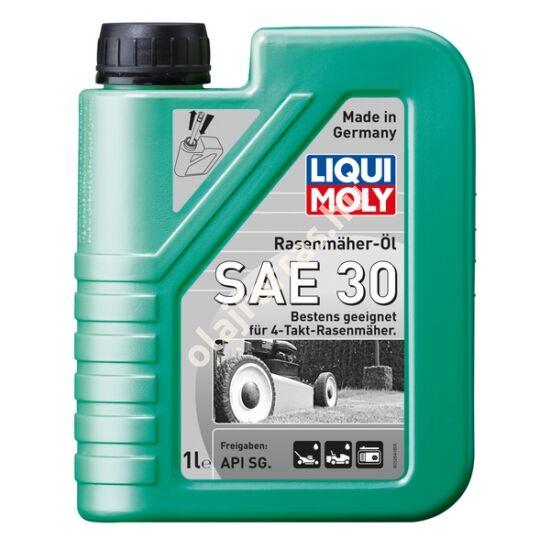 Liqui Moly Rasenmäher-Öl - Bio fűnyíróolaj SAE-HD 30 1L