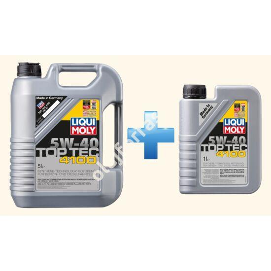 Liqui Moly Top Tec 4100 5W-40 6L (5+1L)
