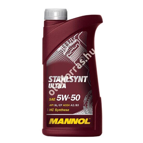 Mannol stahlsynt 5W-50 1L