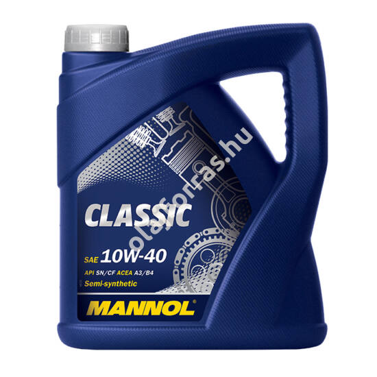 Mannol Classic 10W-40 5L (7501)