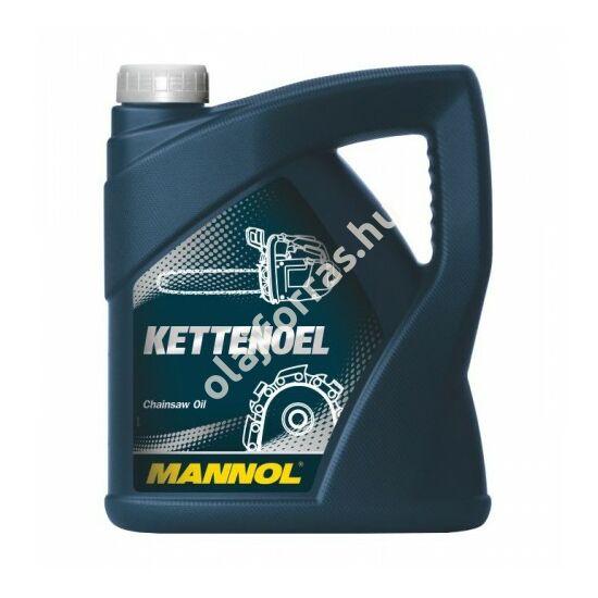 Mannol Kettenoel fűrészgép lánckenő 4L