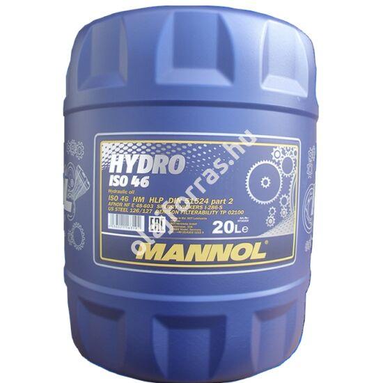 Mannol Hydro HLP46 hidraulika olaj 20L