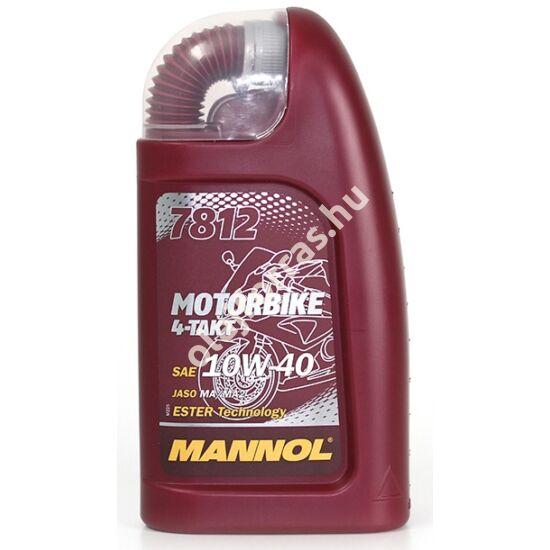 Mannol 4T Motorbike 10W-40 1L (7812)