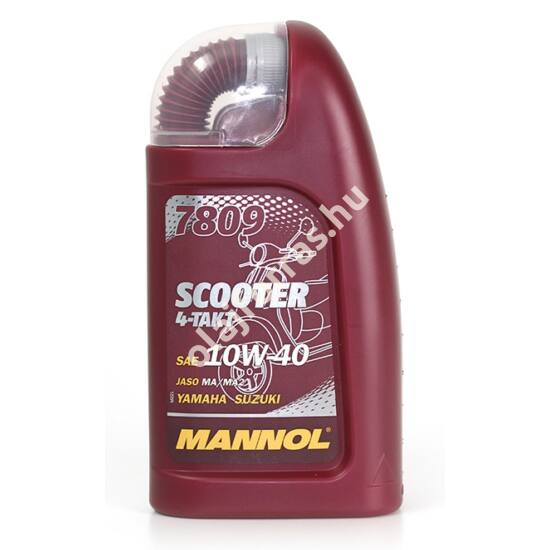 Mannol 4T Scooter 10W-40 1L