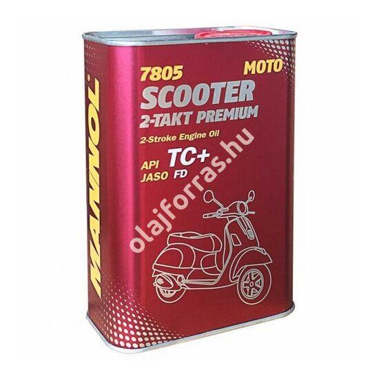 Mannol 2T Premium Scooter 1L (7805)