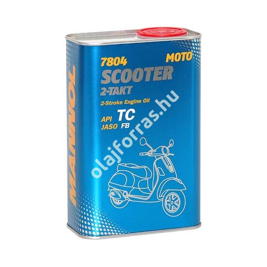 Mannol 2T Scooter 1L (7804)