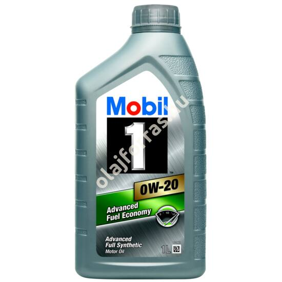 Mobil 1 Advanced Fuel Economy 0W-20 1L