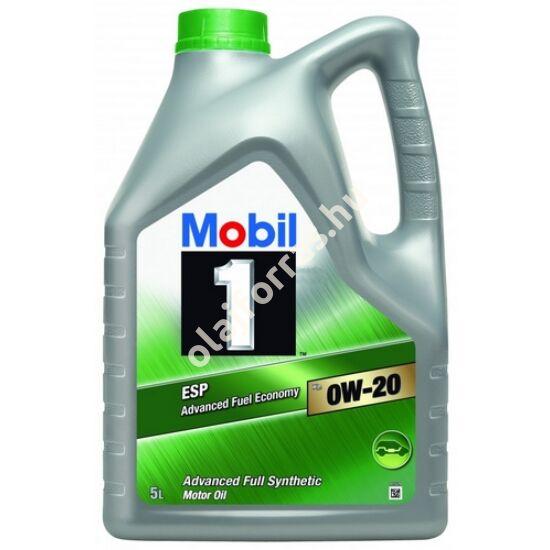 Mobil 1 ESP x2 Advanced Fuel Economy 0W-20 5L