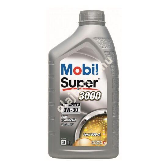 Mobil Super 3000 Formula F 0W-30 1L