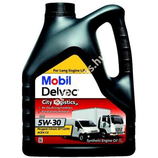 Mobil Delvac City Logistics F 5W-30 4L