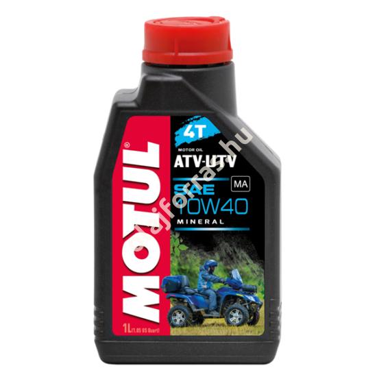 MOTUL ATV UTV 4T 10W-40 1L