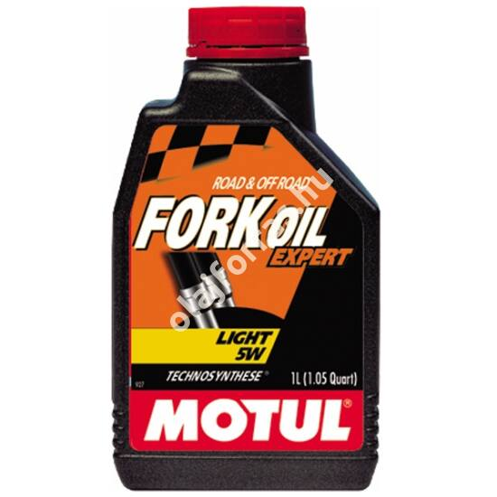 MOTUL Fork Oil Factory Line light 5W 1L