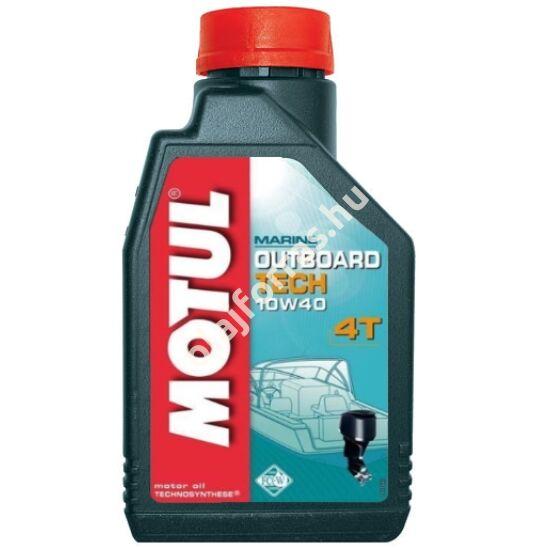 MOTUL Outboard Tech 4T 10W-40 1L