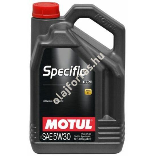 MOTUL SPECIFIC  0720 5W-30 5L