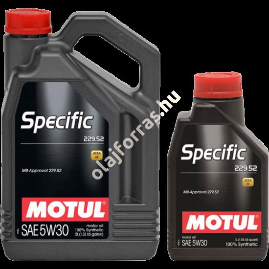 MOTUL SPECIFIC  229.52 5W-30 1L