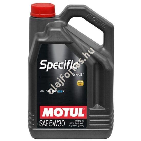 MOTUL SPECIFIC DEXOS 2 5W-30 5L