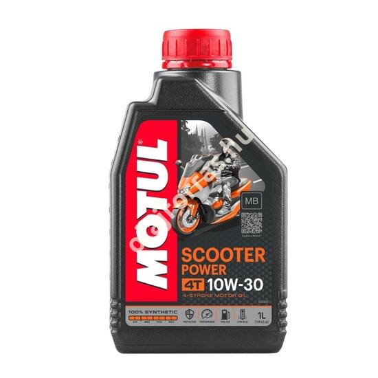 MOTUL Scooter Power 4T MB 10W-30 1L