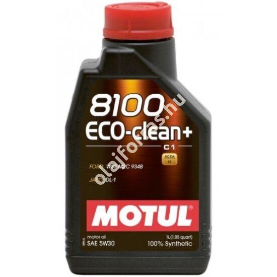 Motul 8100 ECO-Clean+ 5W-30 1L