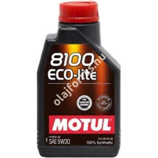 Motul 8100 Eco-lite  5W-30 1L